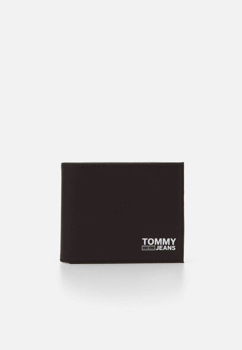 Tommy Jeans - MINI WALLET - Portemonnee - black