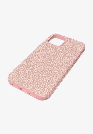 HIGH SMARTPHONE CASE, IPHONE 12/12 PRO - Phone case - pink