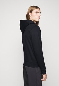 Bally - Zip-up hoodie - navy - 2