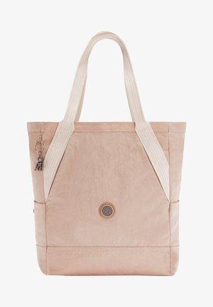 ALMATO - Tote bag - pink dash