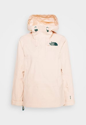 TANAGER JACKET - Ski jacket - morning pink