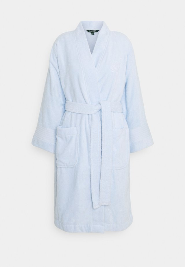 CORE GREENWICH ROBES - Badjas - blue
