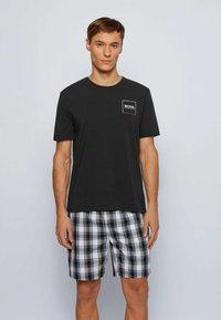 BOSS - Pyjama top - black - 0