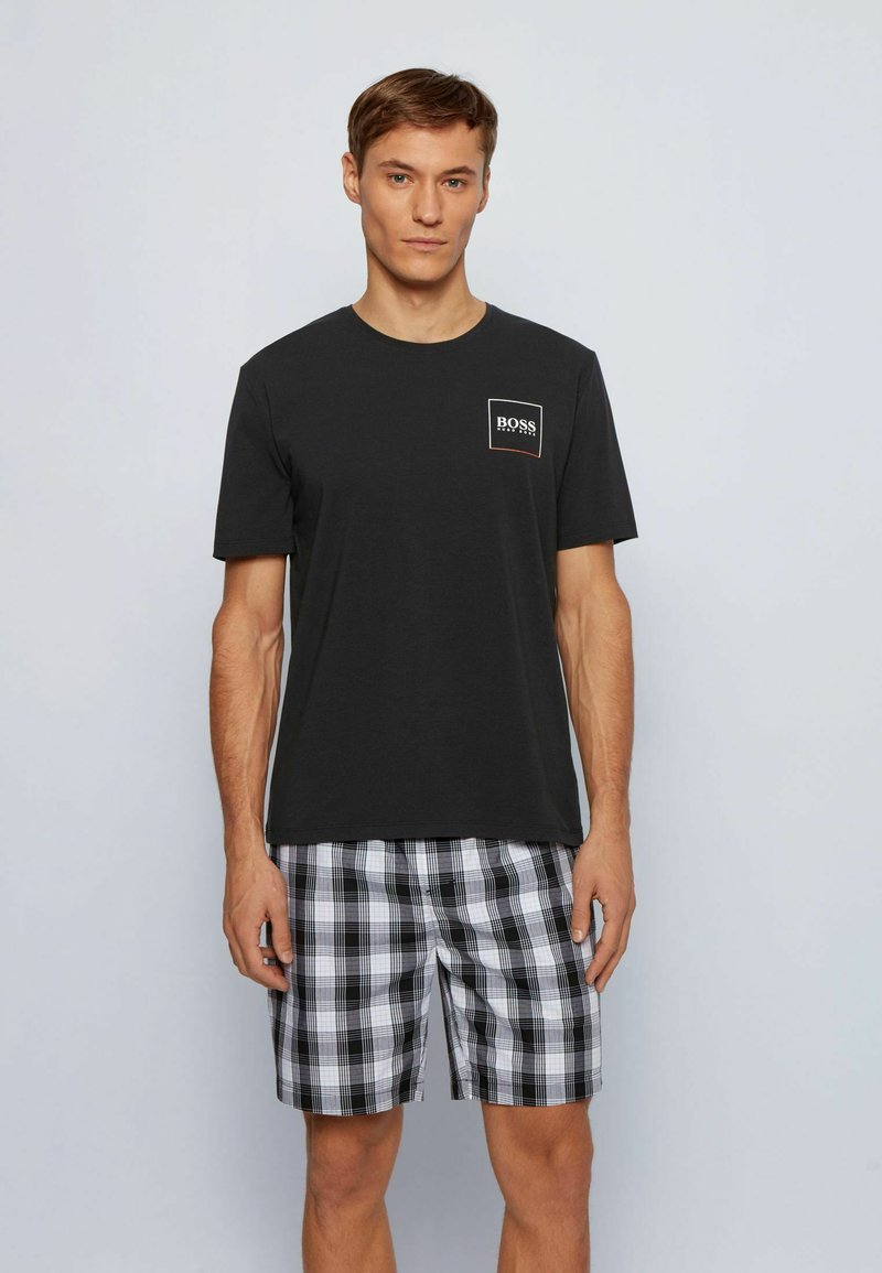 BOSS - Pyjama top - black