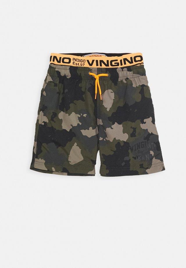 XILL - Swimming shorts - green