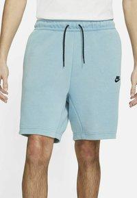 Nike Sportswear - Shorts - cerulean/black - 3