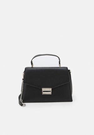 CAMILLA TOP HANDLE - Handbag - black