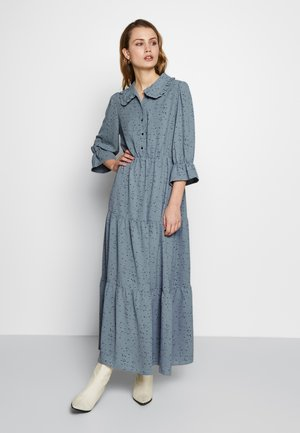LAILALC DRESS - Maxi dress - blue