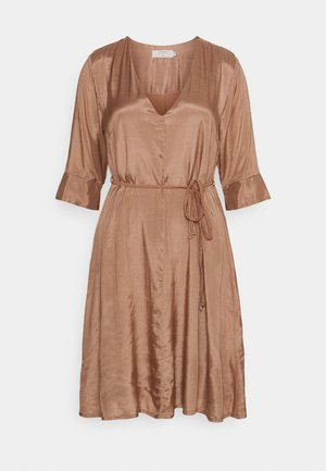 CRJILVA DRESS - Day dress - rose brown