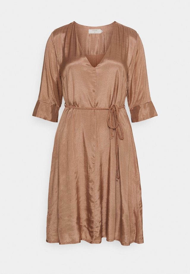 CRJILVA DRESS - Robe d'été - rose brown