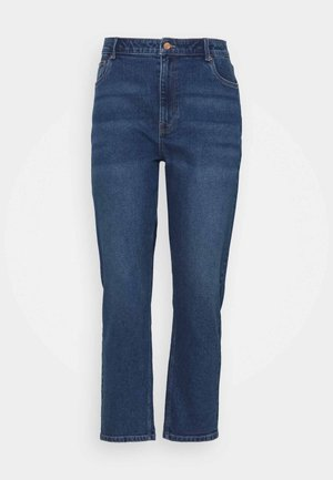 VMJOANA MOM - Relaxed fit jeans - medium blue