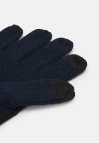 Burton Menswear London - GLOVE - Gloves - navy - 2
