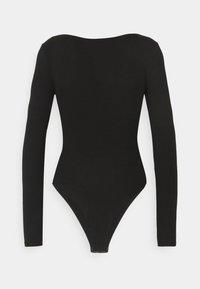 New Look - Long sleeved top - black - 1
