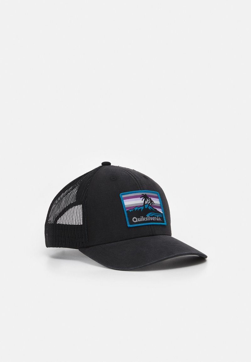 Quiksilver - CLEAN MEANIE UNISEX - Cap - black