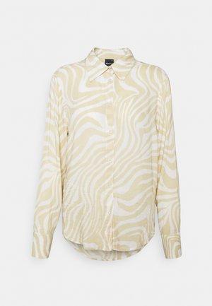HILMA - Košile - beige