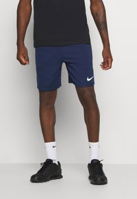 Nike Performance - SHORT TRAIN - Pantalón corto de deporte - blue void/game royal/white - 0