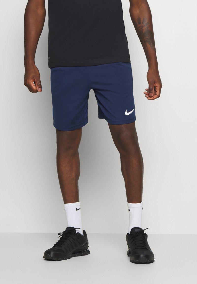 Nike Performance - SHORT TRAIN - Pantalón corto de deporte - blue void/game royal/white
