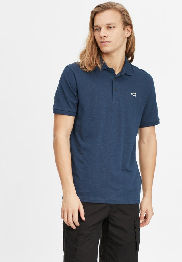 Poloshirt - ink blue