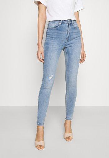 VMSOPHIA - Jeans Skinny Fit - light blue denim