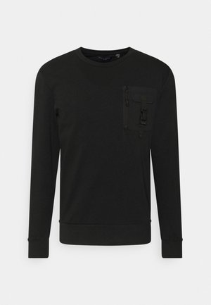 KRAVITZ - Sweater - jet black