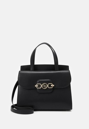 HENSELY SATCHEL - Handbag - black