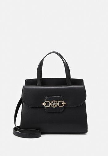 HENSELY SATCHEL - Handbag - black