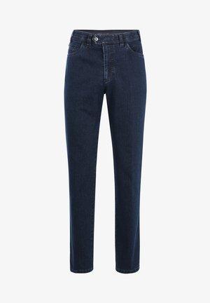 MILANO - Slim fit jeans - blau-schwarz