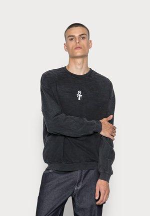 CREW ESCARABEO - Sweatshirt - black