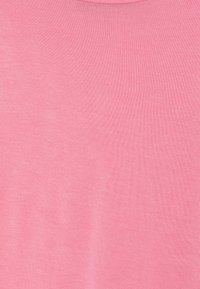 Marks & Spencer London - HIGH NECK TOP - Basic T-shirt - light pink - 5