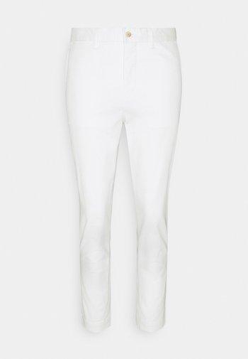 PANT - Chinos - deckwash white