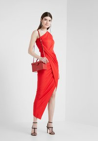 Vivienne Westwood Anglomania - ONE SHOULDER VIAN DRESS - Maxi dress - red - 1