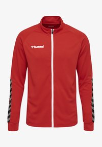 Hummel - HMLAUTHENTIC - Trainingsvest - true red - 0