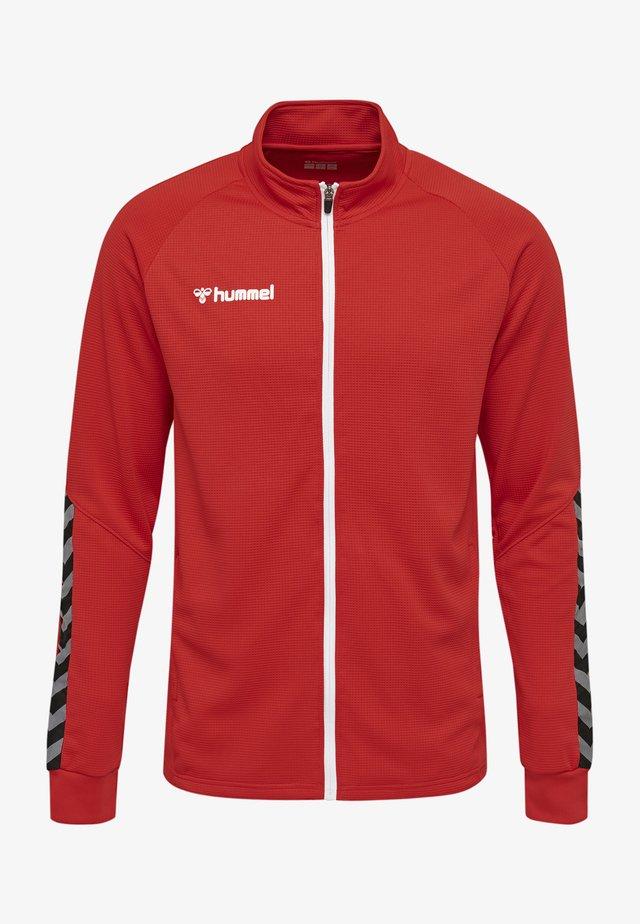HMLAUTHENTIC - Trainingsvest - true red