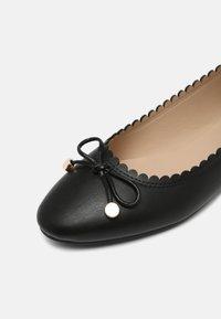 Anna Field Wide Fit - Ballet pumps - black - 7
