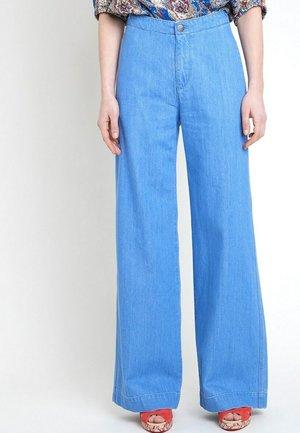 Flared Jeans - bleu