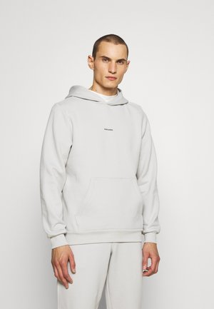 FLEEK HOODIE - Sweater - light grey