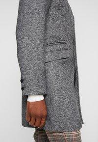 Only & Sons - ONSJULIAN KING - Short coat - dark grey melange - 5