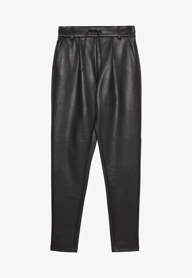 ONLPOPTRASH PANT - Kalhoty - black