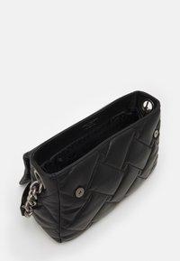 Kurt Geiger London - LARGE KENSINGTON SOFT - Handbag - black - 2