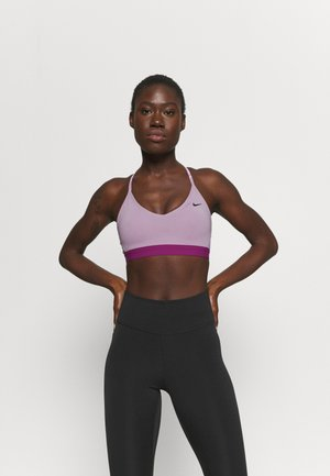 INDY BRA - Sports bra - beyond pink/cactus flower