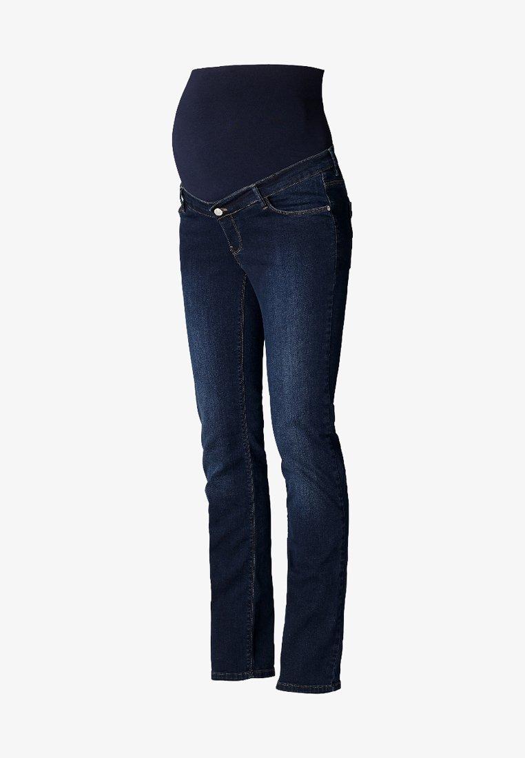 Esprit Maternity - Straight leg jeans - darkwash