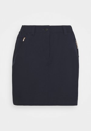 BEDRA - Sports skirt - dark blue