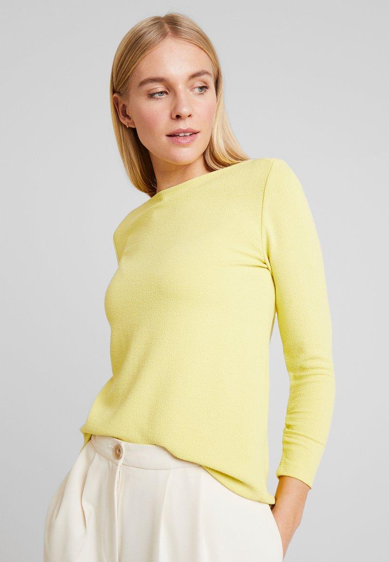 someday. - KELA - Long sleeved top - lime