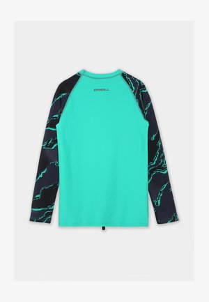 WAVE - Surfshirt - salina green