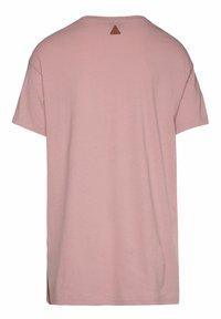 NXG by Protest - Print T-shirt - mauve - 6