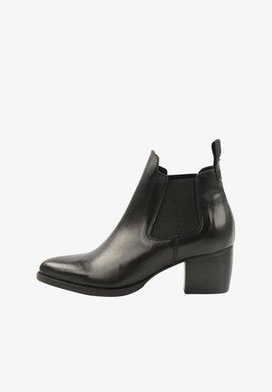 Korte laarzen - black