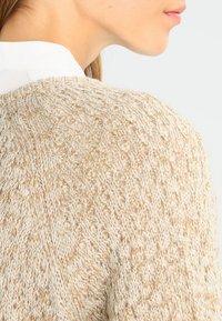 ICHI - OLANDA  - Cardigan - beige melange - 3