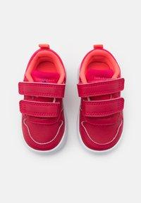 adidas Performance - TENSAUR UNISEX - Walking trainers - power pink/footwear white/signal pink - 3