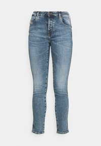 Diesel - BABHILA - Jeans Skinny Fit - denim blue - 4