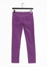More & More - Trousers - purple - 1